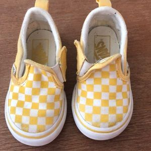 Vans toddlers size 5